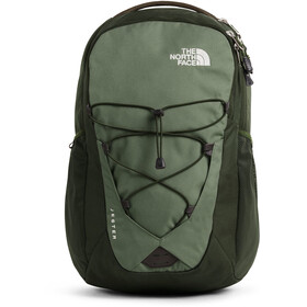 The North Face Jester Rugzak, new taupe green combo/high rise grey